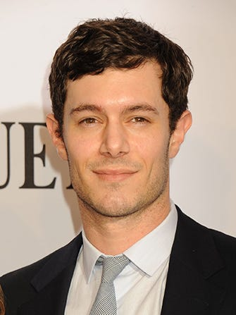 Adam Brody 2018 Haircut Beard Eyes Weight