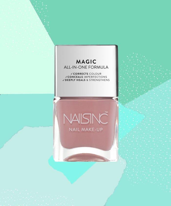 Best Nail Polish Colors For Medium Skin: Nails Inc Magic Formula