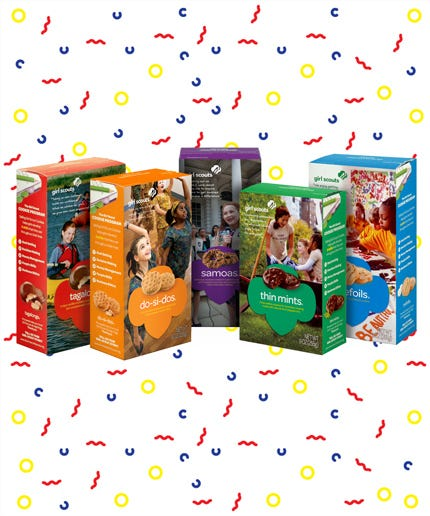 girl scout cookies price increase