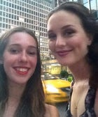 Genius Fan Crashes Gossip Girl Set, Lands A Role On Show