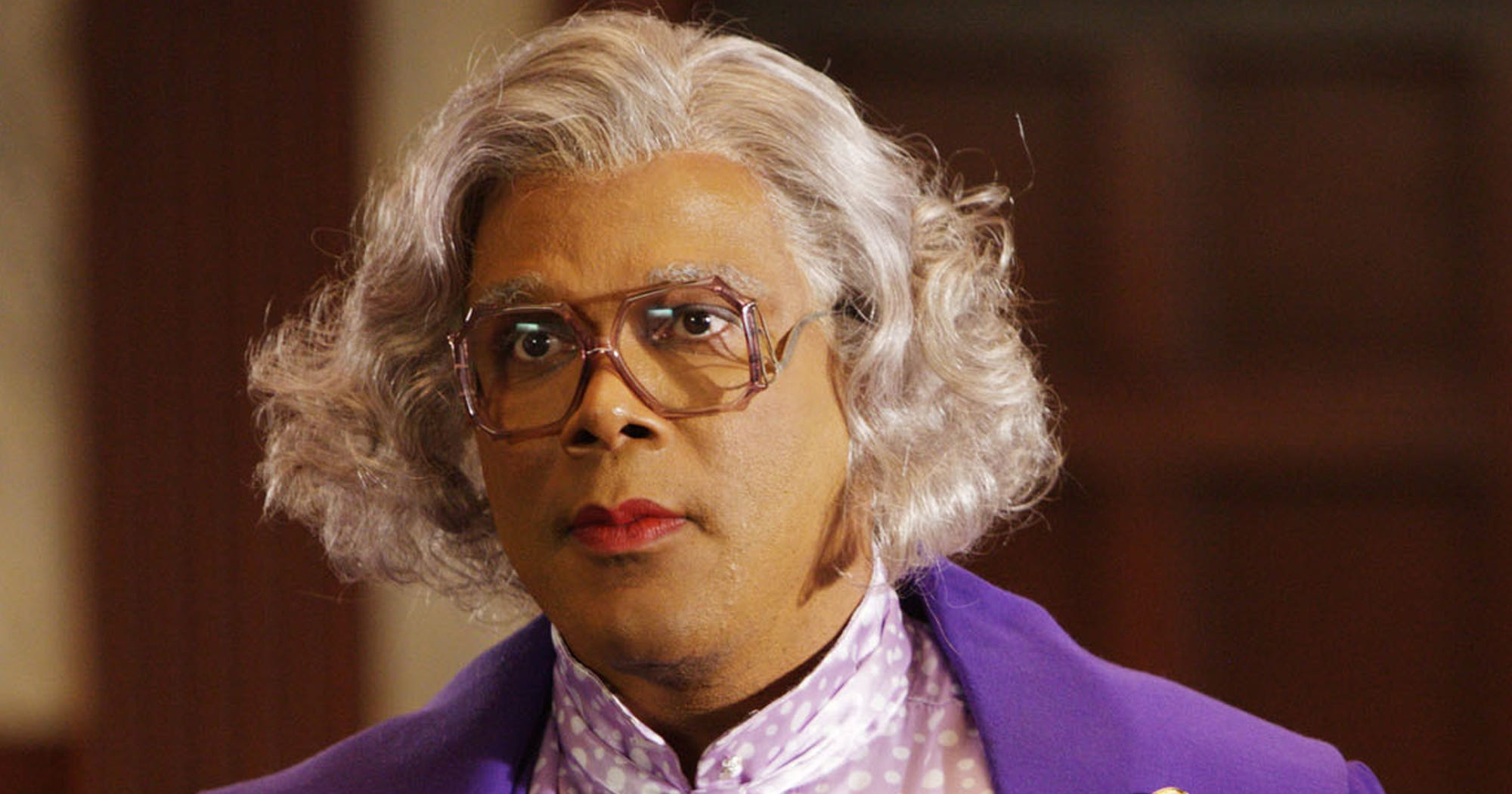 Fat Black Women Played By Male Actors Madea Problem