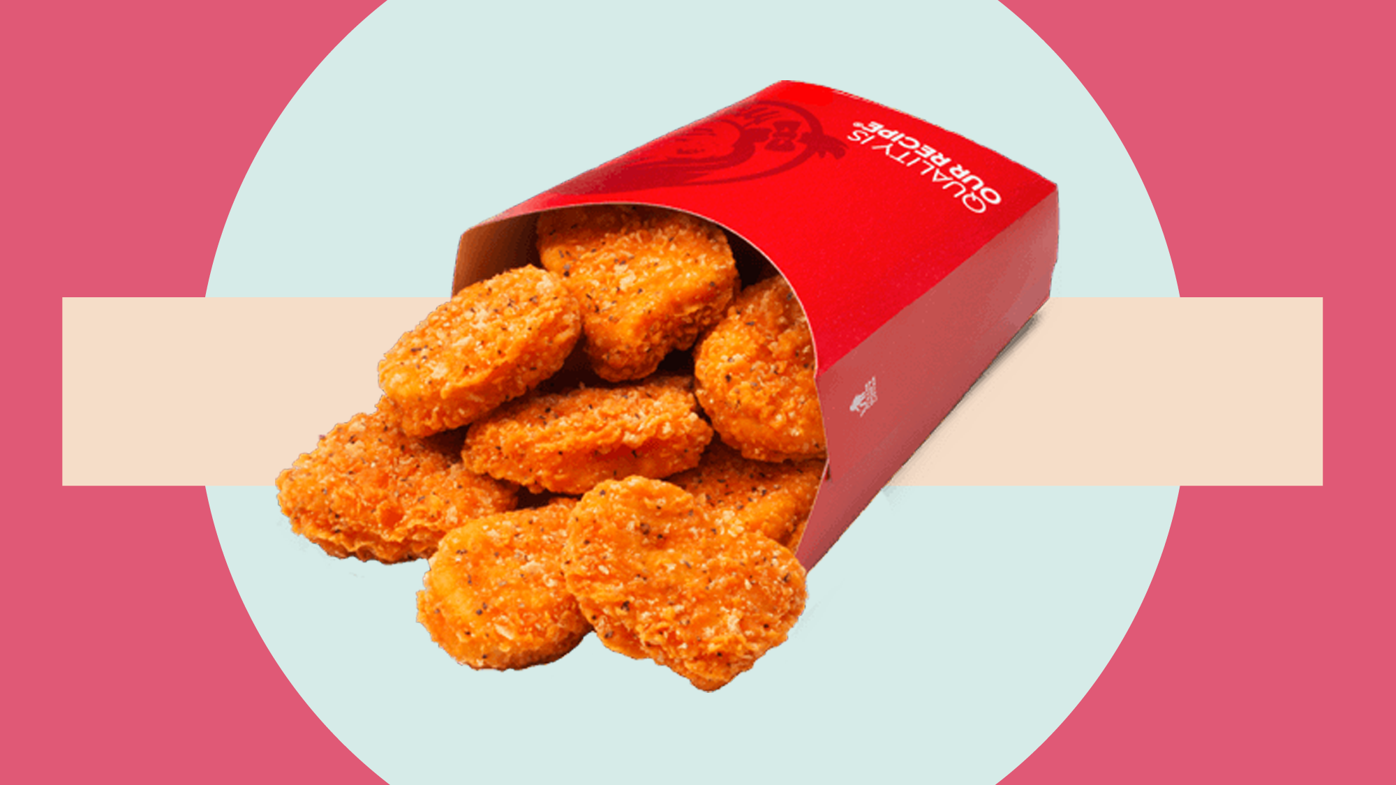 Wendys Got Rid of Its Spicy Chicken Nuggets and the Internet Is Pissed