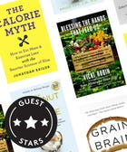 4 Healthy Food Books That Are Actually Worth The Read