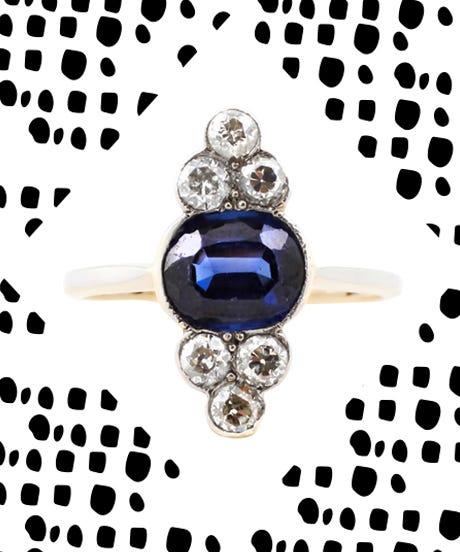 unique engagement rings san francisco