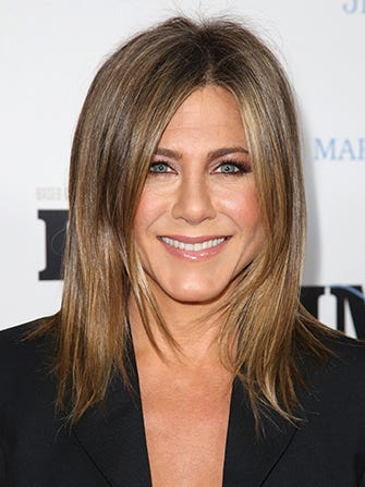 Jennifer Aniston Loves A Good Silk Ski Mask