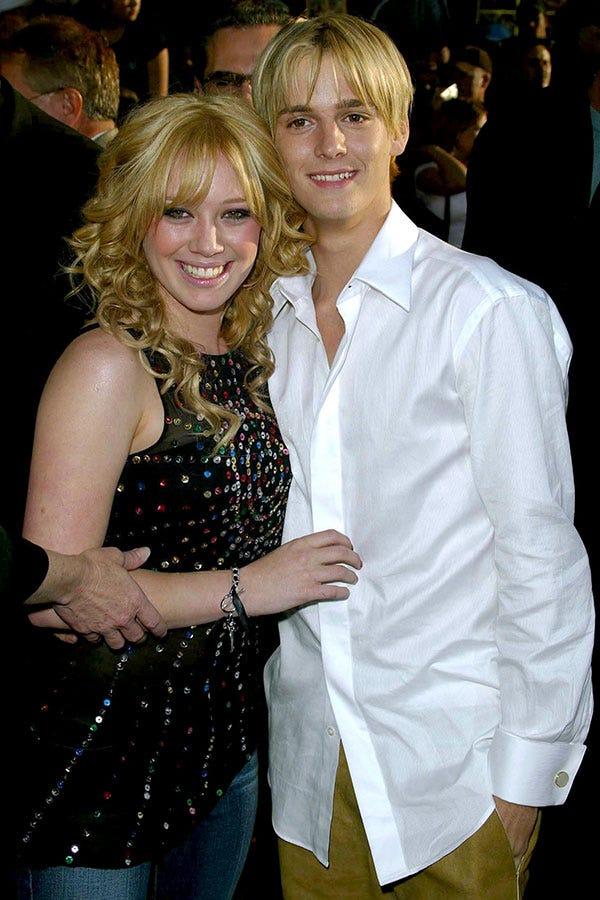 More Hilary Duff & Aaron Carter News