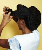 Can't Braid? Try A Two-Strand Twist.