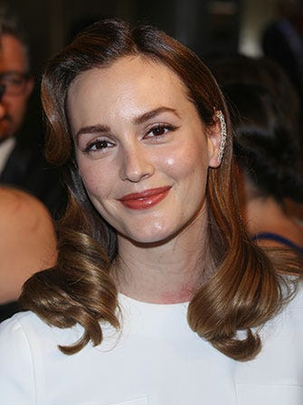 Leighton Meester Is Ready For Babies