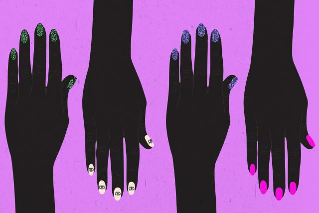 Sick Of Chipped Nails? Follow These Genius Tips