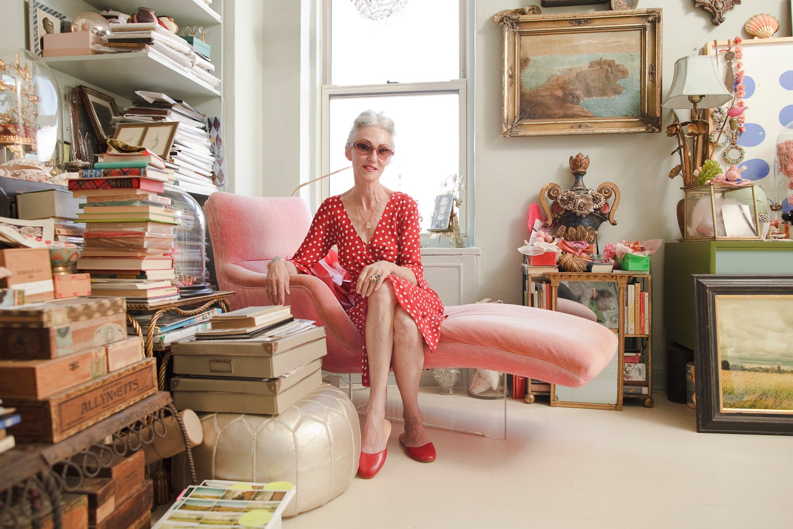 Linda rodin fashion stylist linda rodin for Fashion for home uk