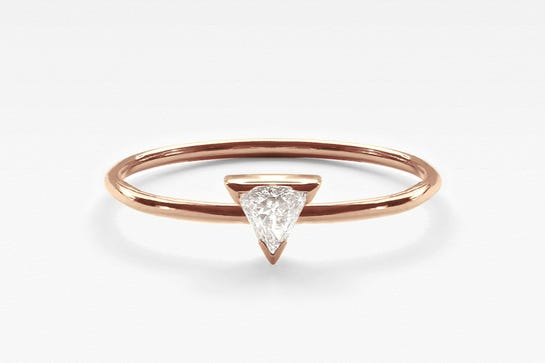50 Stunning Engagement Rings For Alt Brides
