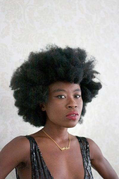 Nana Ghana nude 753