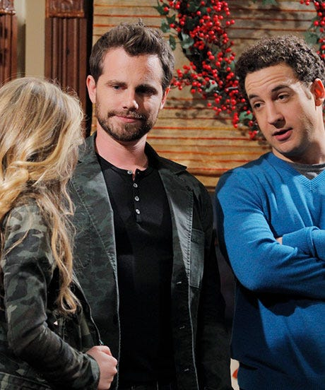 Girl Meets World Christmas Special With Rider Strong