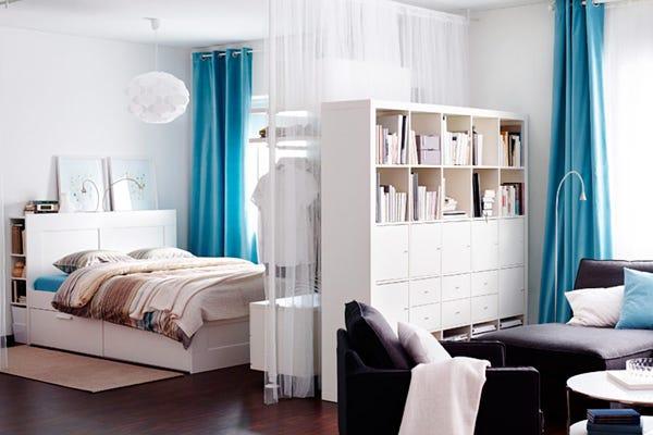 Interieurtips Kleine Woonkamer : Vijftien interieurtips voor kleine huizen
