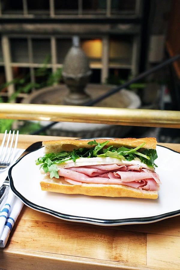 Make This Easy, Divine Baguette Sandwich For Bastille Day
