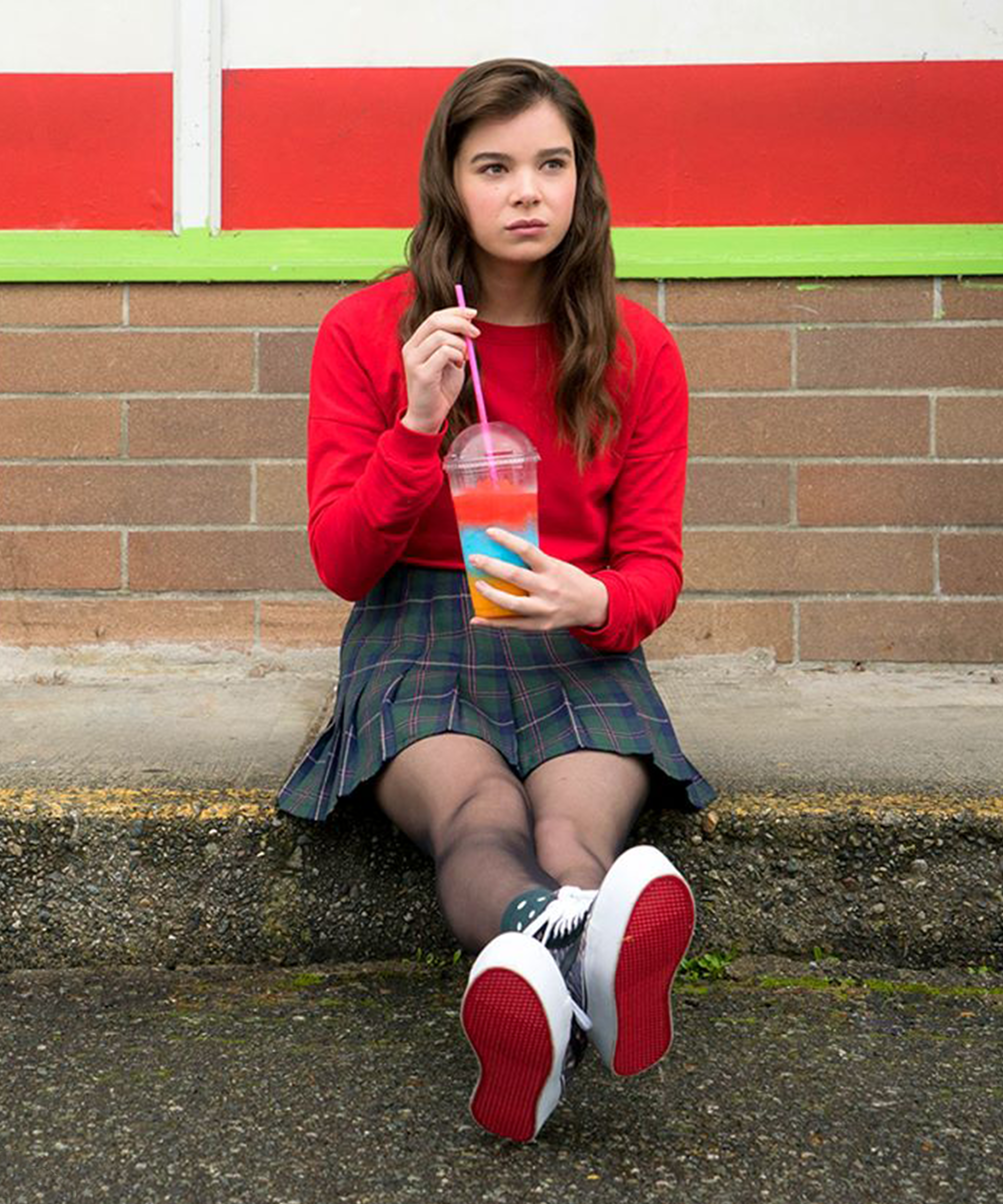 nerdy girl characters in movies the edge of seventeen