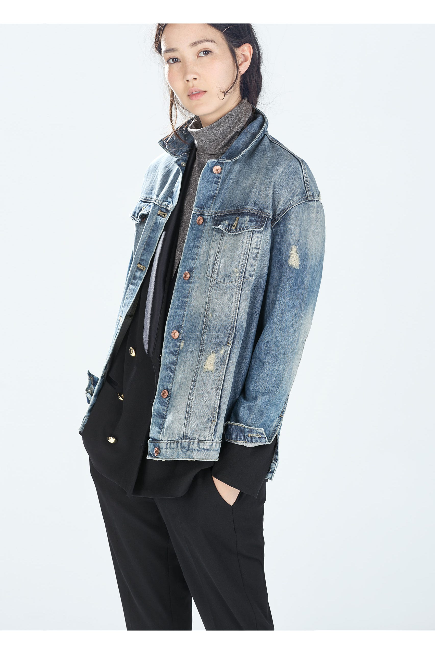 Denim Jackets Fall 2014 - Stylish Jeans