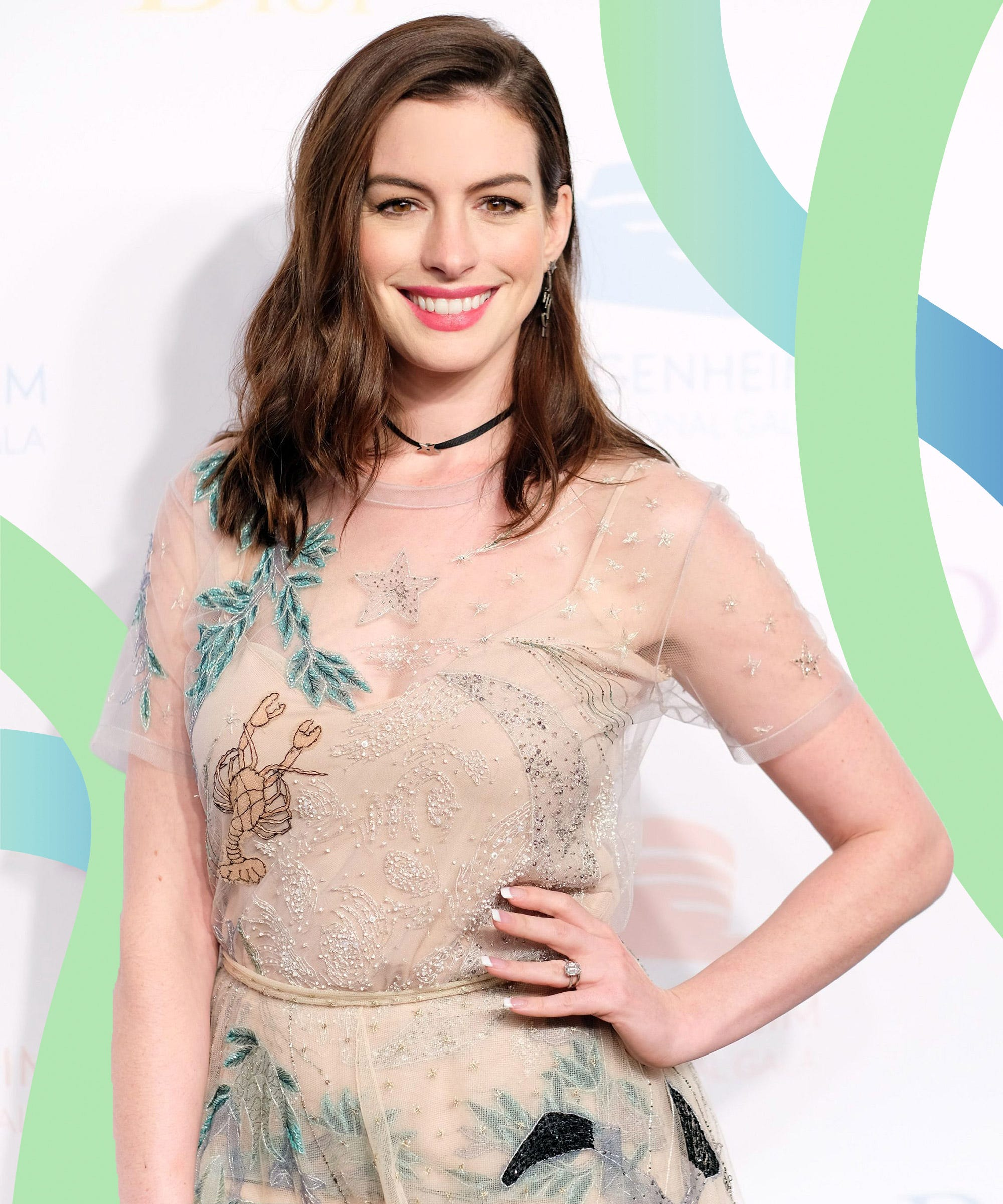 Anne Hathaway Ellen Drinking: Anne Hathaway Disliked Self Alcohol Abuse Interview