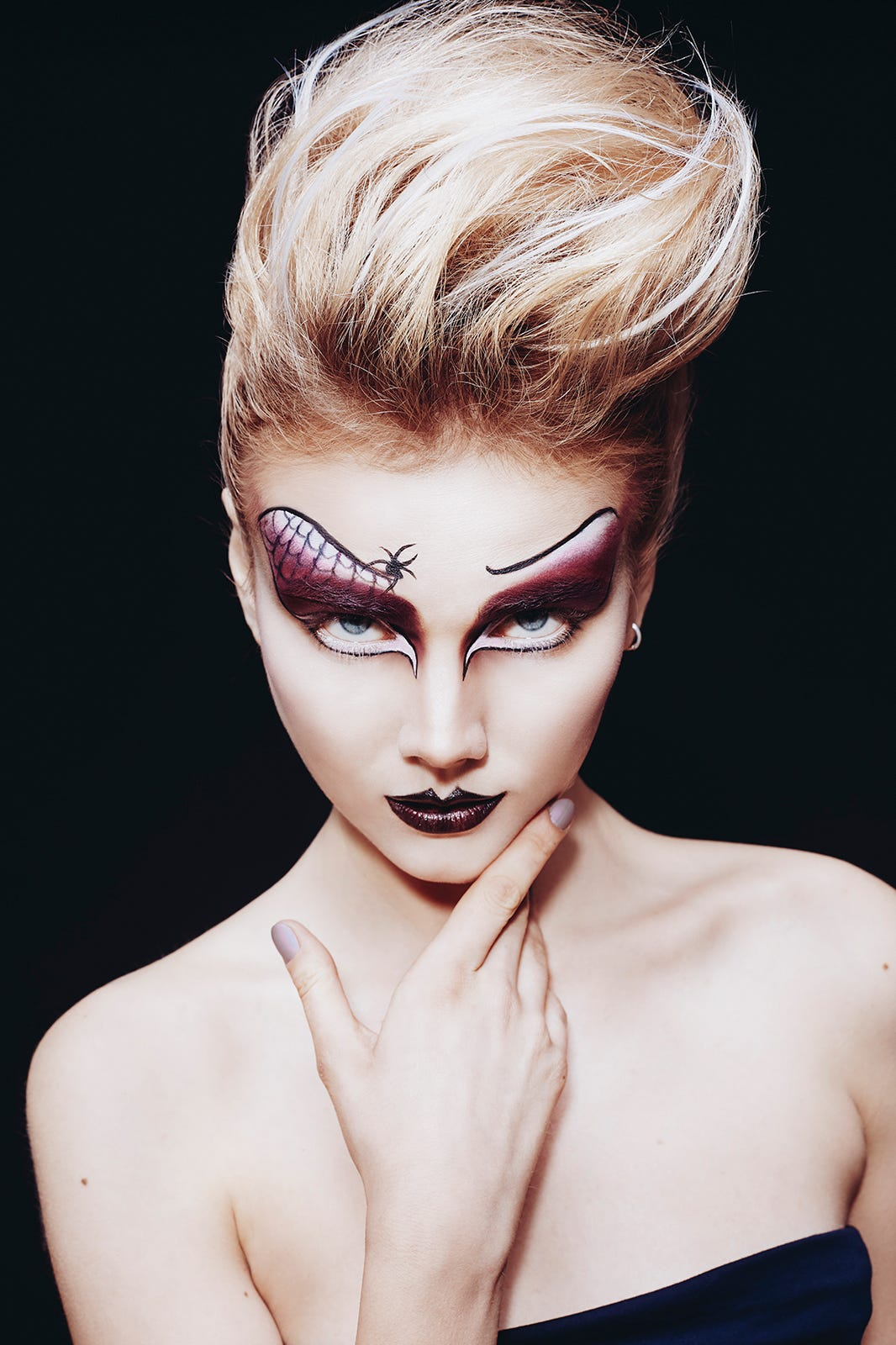 Cool Makeup Halloween Costume Ideas
