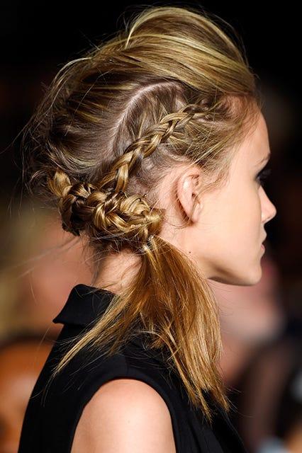 2015 runway hair styles spring 2015 fashion week runway