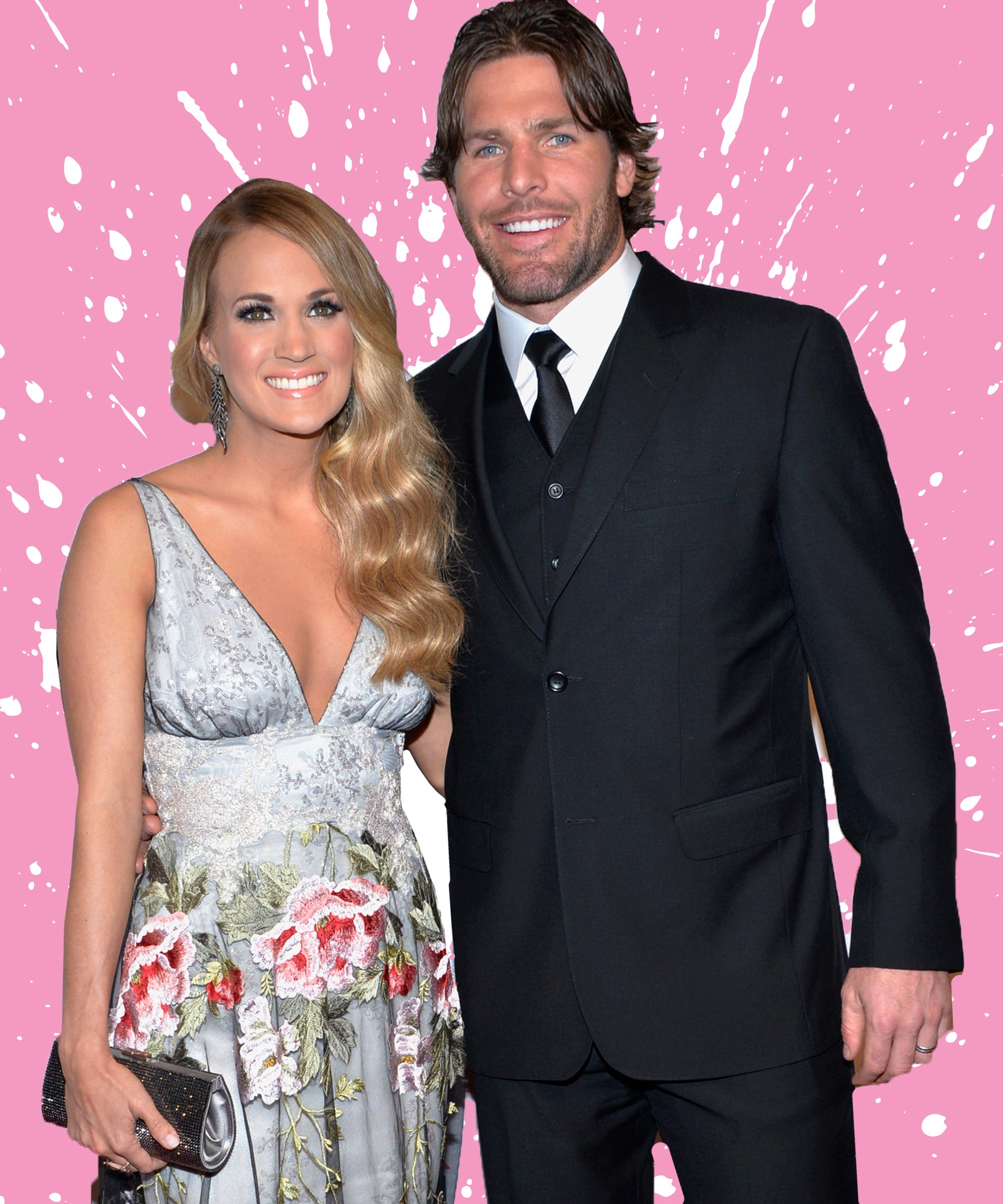 How Carrie Underwood and Mike Fisher Met  Carrie
