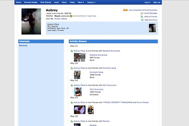 from Adriel funny myspace gay comments