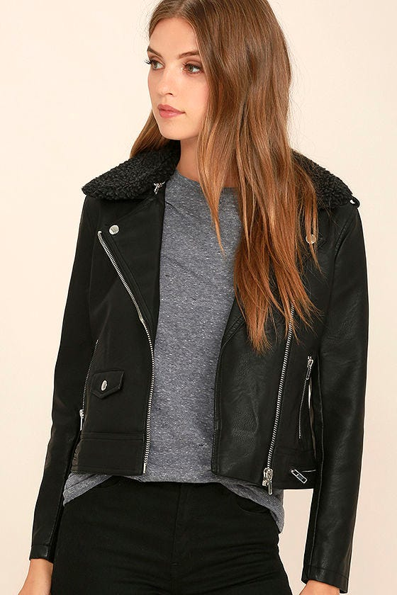 Leather Jacket Shopping Guide