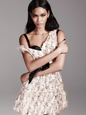 Chanel Iman Discusses The Lack Of Diversity In The Fashion Industry