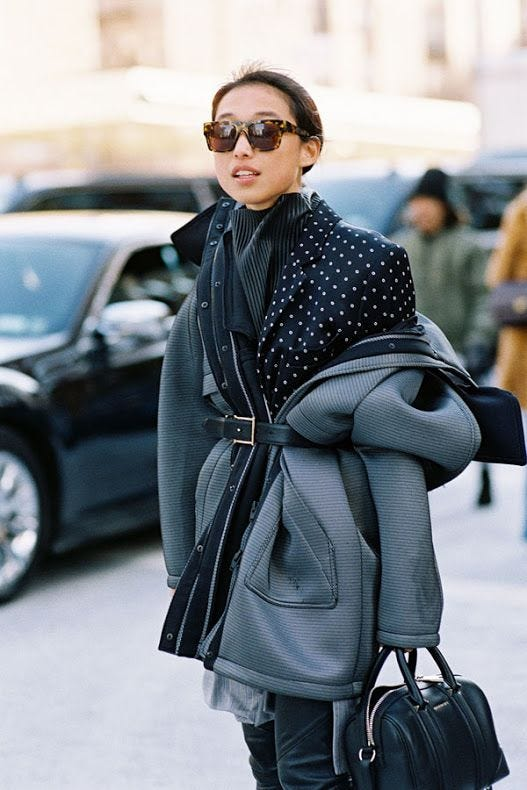 Put a Belt on It! 7 Ways to Style Your Coat