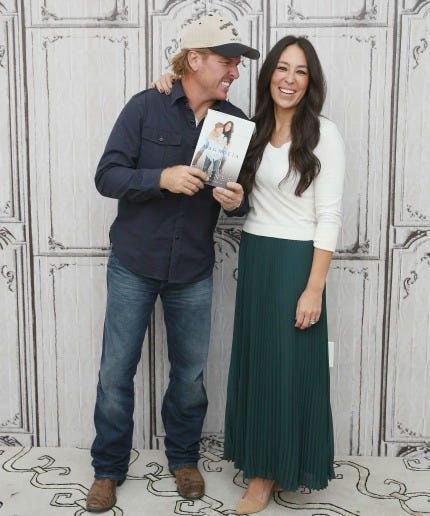 Intel on fixer upper s chip amp joanna gaines is worth talking about