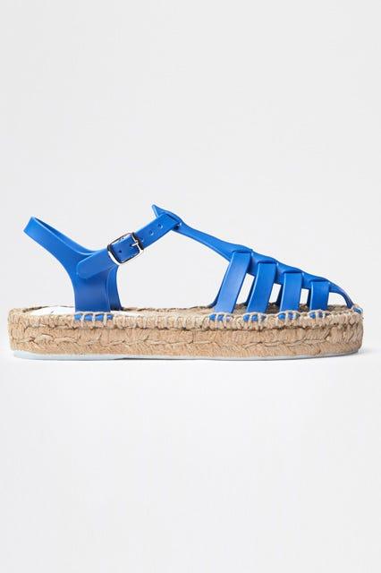 Espadrilles Woven Summer Sandals