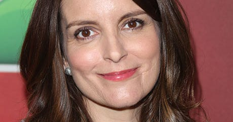 tina fey seth meyers women in late night television