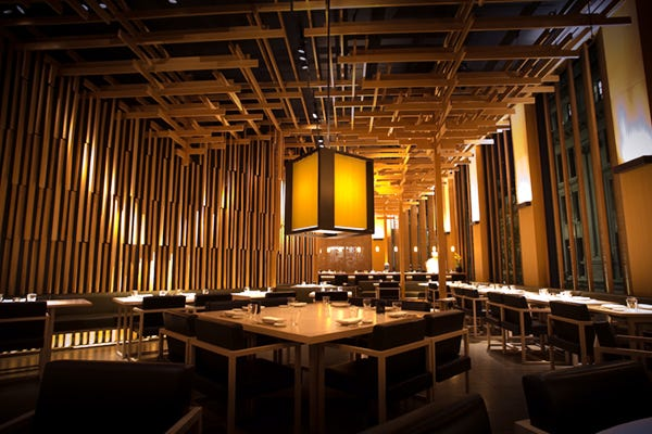 Japanese restaurants london healthy cuisine for Asian cuisine london