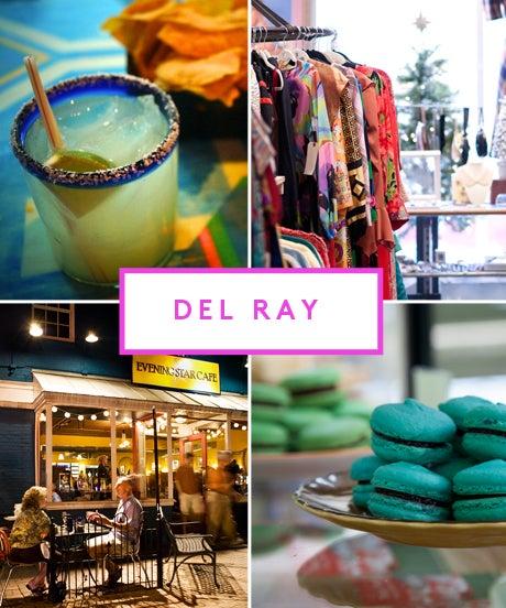 Del Ray Alexandria Best Neighborhoods Washington Dc