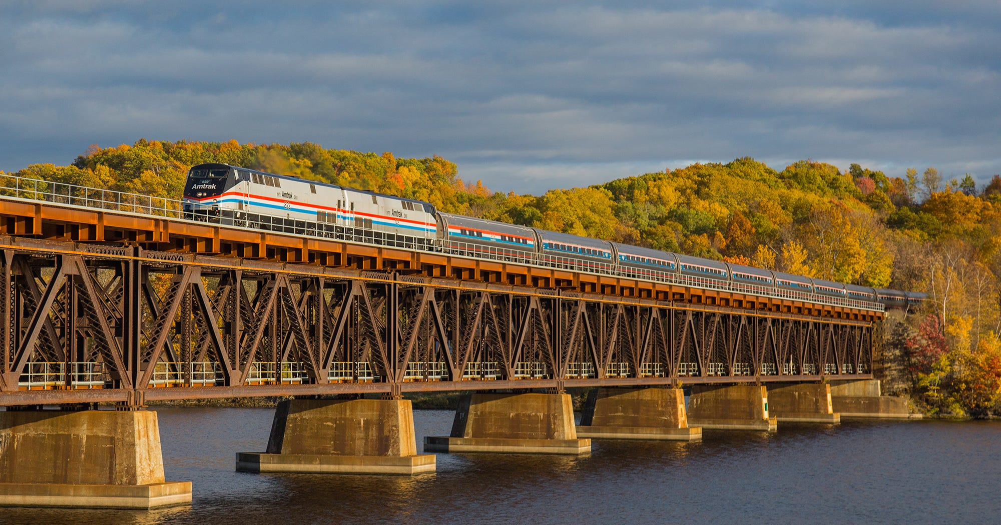 Start Your Next Amtrak Vacation from Anywhere in the U.S ...
