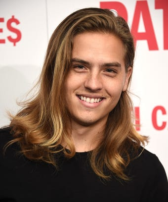 Cole Dylan Sprouse Loo... Leonardo Dicaprio Friends