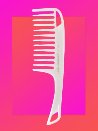 Are Coconut-Oil Combs The Secret To Smooth Strands?