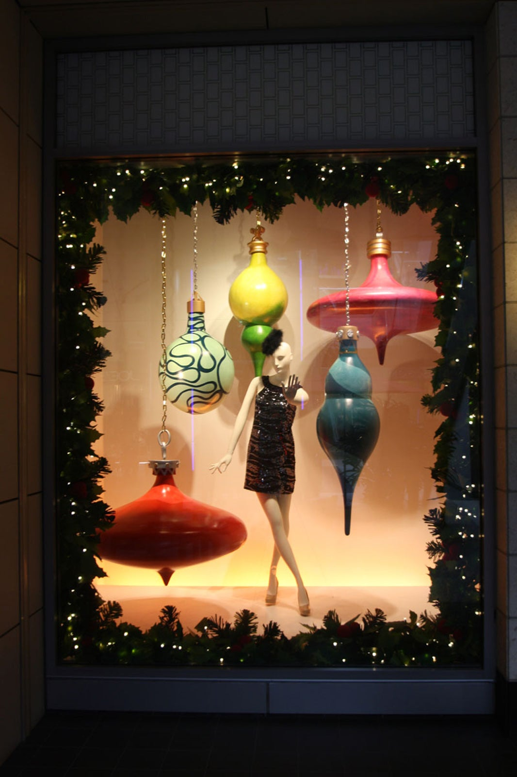 """The Harrods Express"" Christmas Window Display 2013 - Best ... 