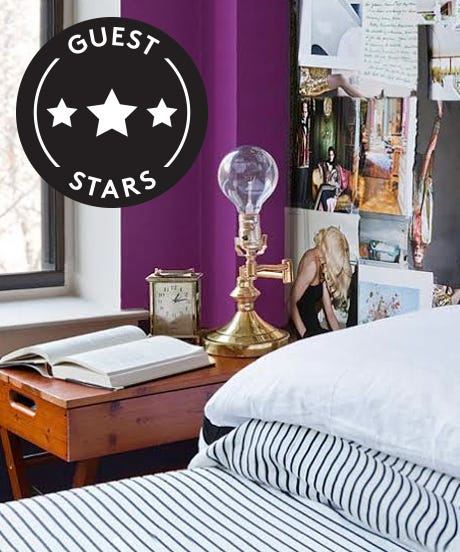 Radiant Orchid Home Decor: Pantone Radiant Orchid