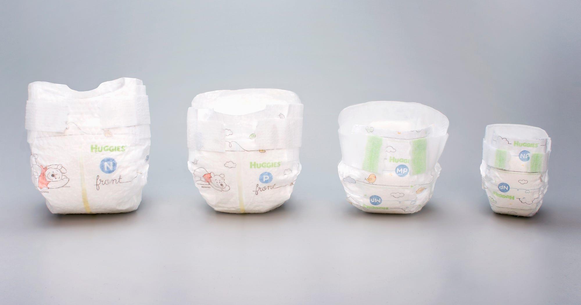 Huggies Makes Tiny Diapers For Preemies