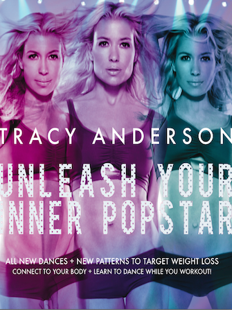 Unleash Your Inner Popstar_Tracy Anderson DVD