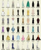 ALL The Dresses Worn By Oscar Winners (Are Somewhat Similar)