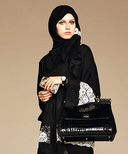 why fashion brands are catering more to muslim consumer