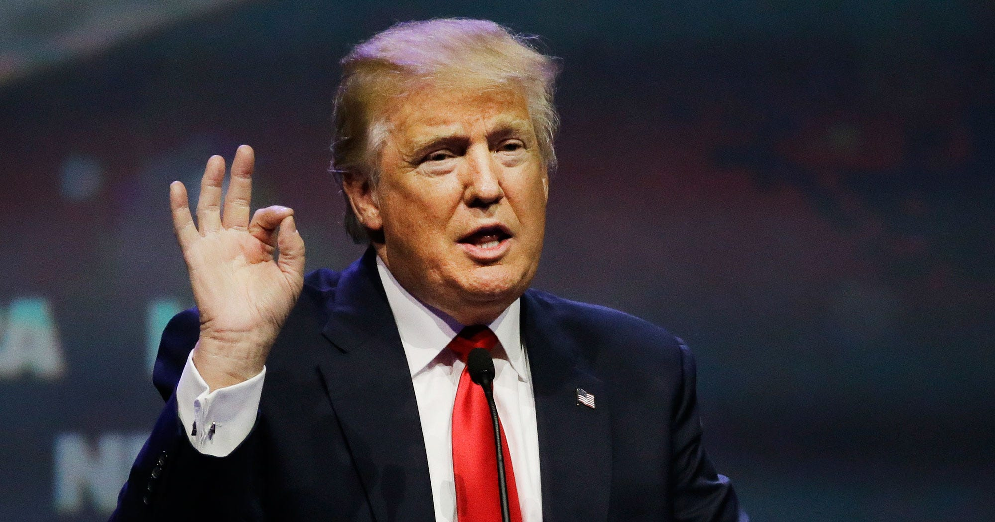Donald Trump Stance On Gun Rights Right To Bear Arms