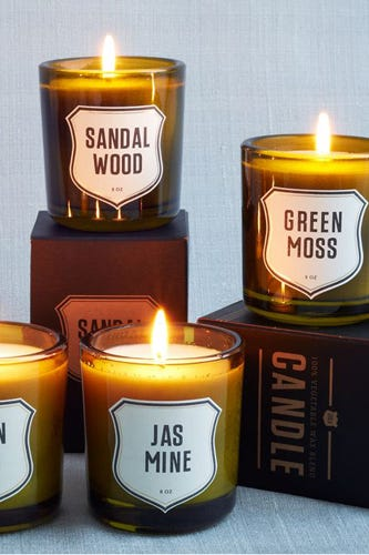 Best Scented Candles Fall Home Fragrances