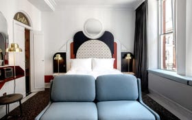 Cool london hotels where to stay boutique locations for Cool boutique hotels london