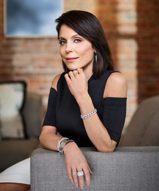 Bethenny Frankel Real Housewives New York Apartment