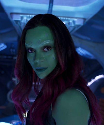 Gamora Guardians Of The Galaxy Super Bowl Trailer |Gamora Guardians Of The Galaxy Trailer