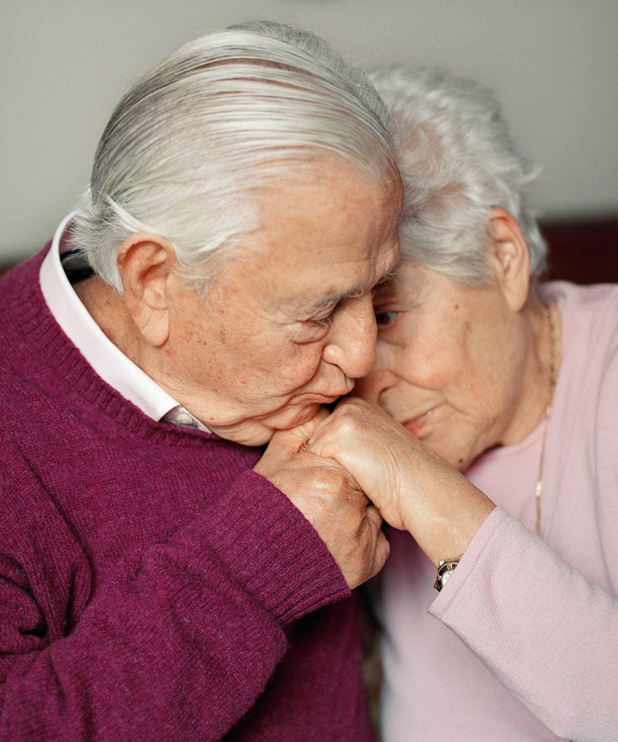 Old Age Couple Quotes: The Lovers Photo Series Long Marriages