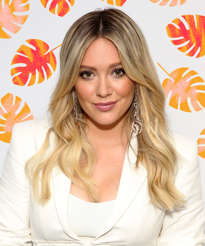 Hilary Duff Body Shaming Magazines Instagram